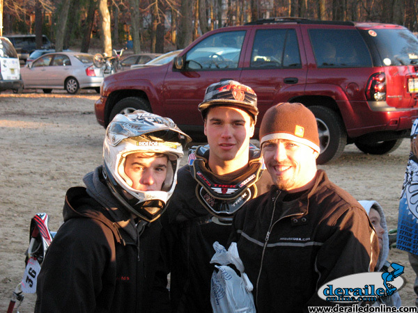 East Coast New and Old MTB Racers