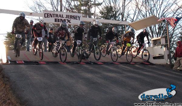 BMX Ironman Race Central New Jersey